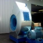 Calorifuge ventilateur